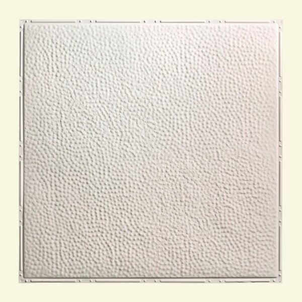 Chicago 2 ft. x 2 ft. Lay-In Ceiling Tile in Antiq