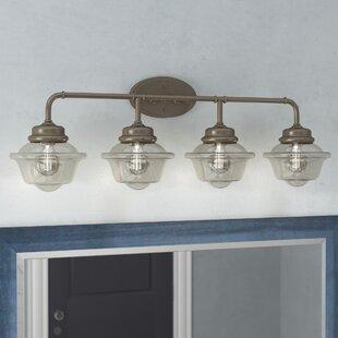 Top Reviews Mcmurry 4-Light Vanity Light ByMercury Row