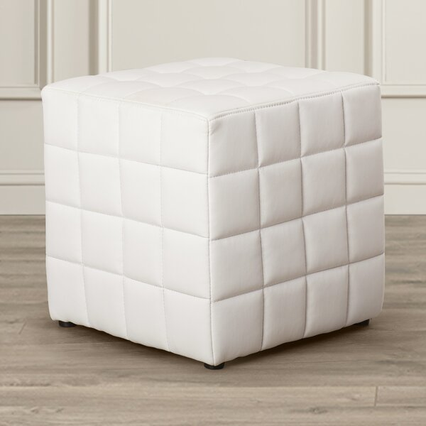 Hendrix Cube Ottoman by Willa Arlo Interiors