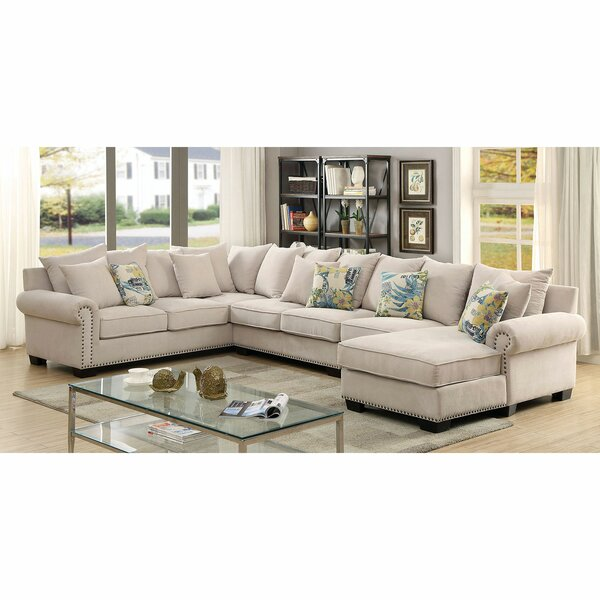 Good Quality Juliana Sectional by A&J Homes Studio by A&J Homes Studio