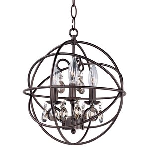 Alden 3-Light Candle-Style Chandelier