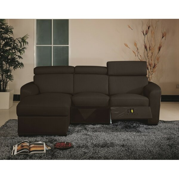 Reclining Sectional by Hokku Designs Hokku Designs