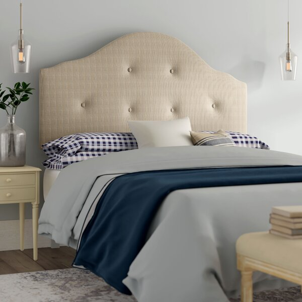 Claes Upholstered Headboard by Birch Lane™ Heritage