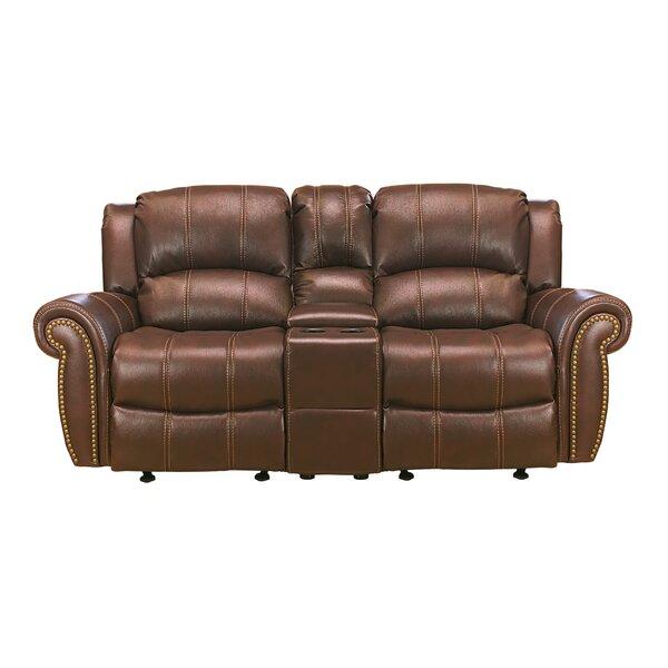 Gretna Glider Reclining Sofa by Wildon Home ®