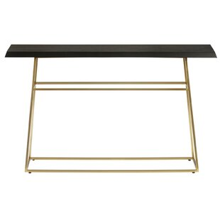 Review Mcfall Console Table By Mercury Row