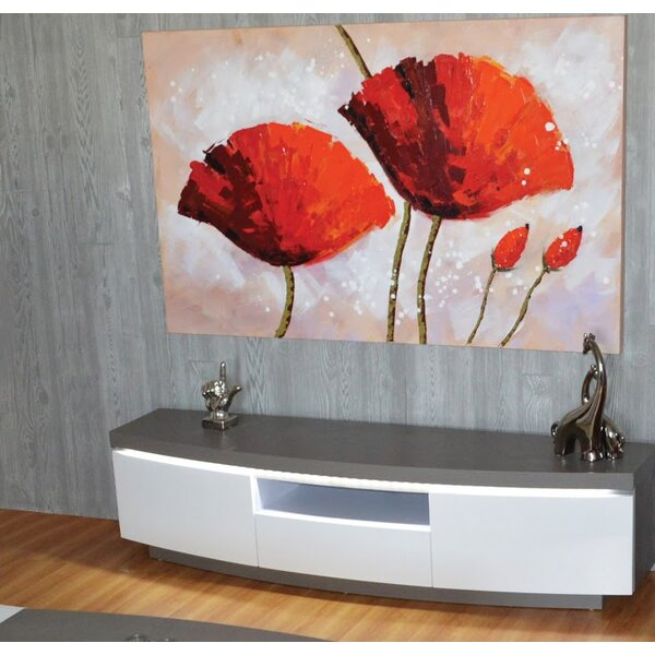 Lutz TV Stand For TVs Up To 78