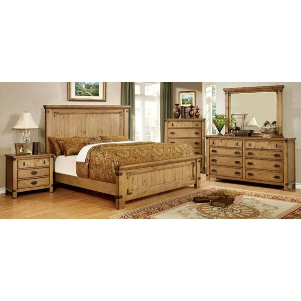 Street Panel Configurable Bedroom Set by Loon Peak