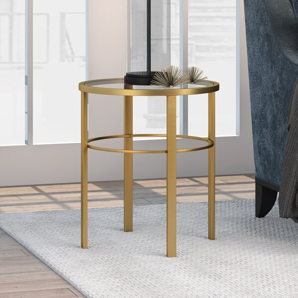 Eva End Table By Wrought Studio