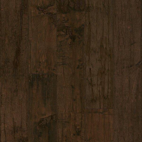 American 5 Solid Maple Hardwood Flooring in Coastline California by Armstrong Flooring