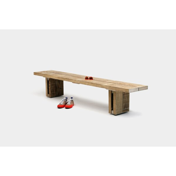 Occidental Outdoors Wooden Picnic Bench by ARTLESS