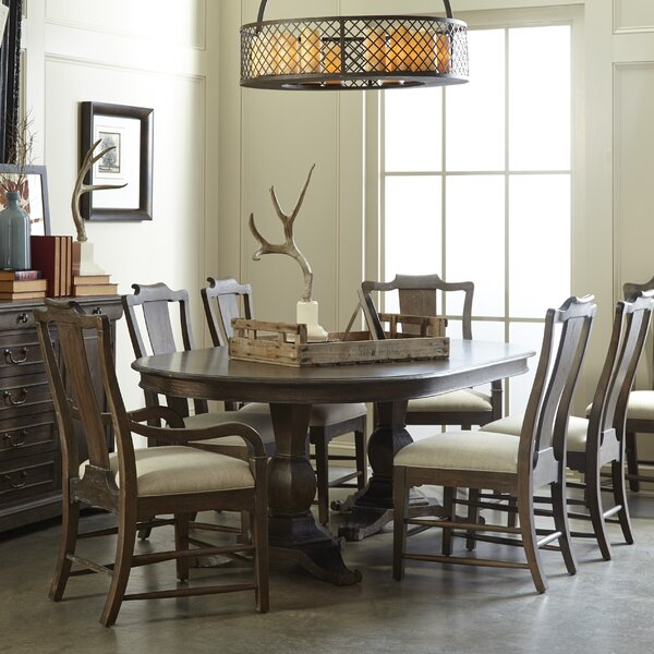 Pond Brook 7 Piece Dining Set by Darby Home Co