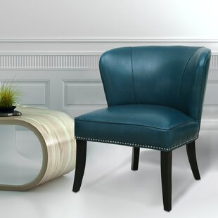 Merveilleux Faux Leather Slipper Accent Chairs Youu0027ll Love | Wayfair