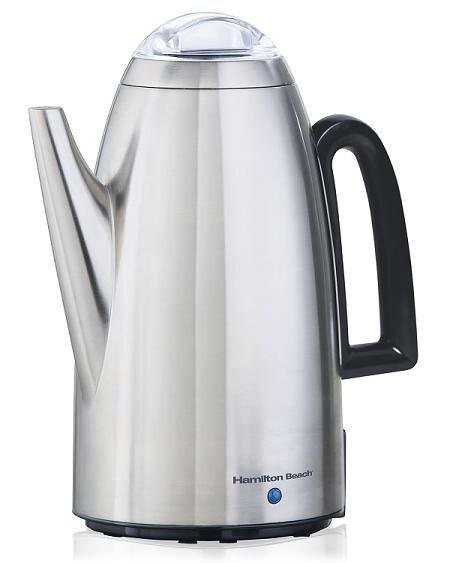 12-Cup Stovetop Coffee Maker by Hamilton Beach
