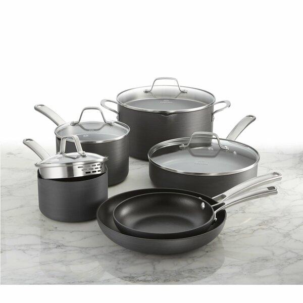 Non-Stick Cookware Set (Set of 2) by Calphalon