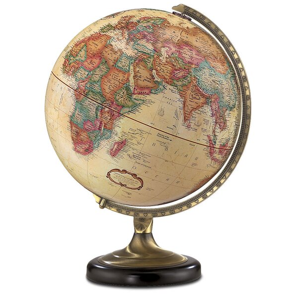Sierra World Globe by Replogle Globes
