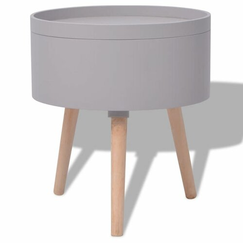 Tabletttisch Desrochers   Wohnzimmer > Tische > Weitere Tische   Grau   Mdf   ModernMoments
