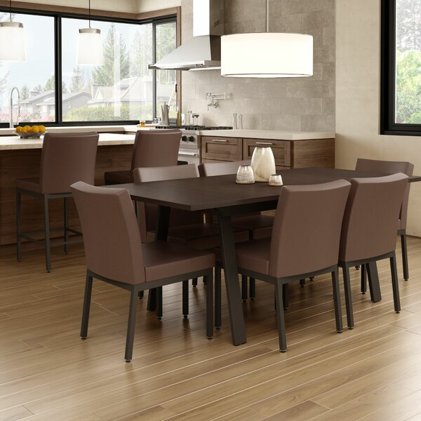 Matt 9 Piece Extendable Dining Set by Brayden Studio