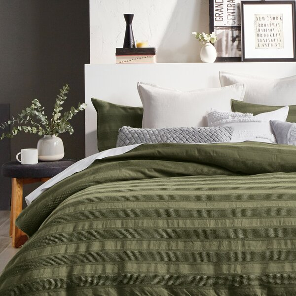 Avenue Duvet Cover Set