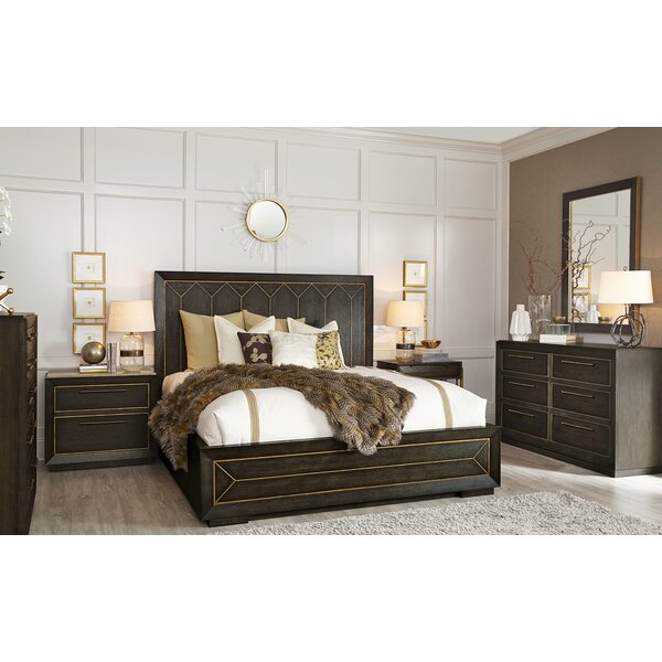 Sherpa Platform Configurable Bedroom Set by Wrought Studio