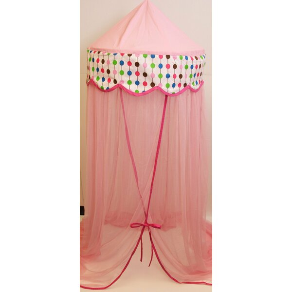 Bainter Bed Canopy by Harriet Bee
