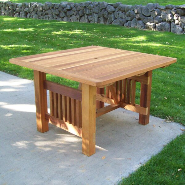 Cabbage Hill Dining Table by Wood Country