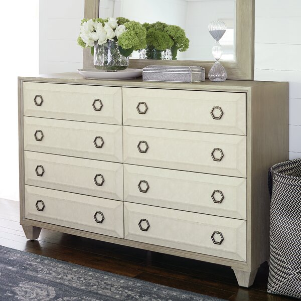 Santa Barbara 8 Drawer Double Dresser by Bernhardt