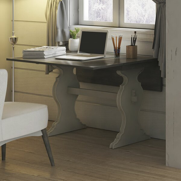 Pomona Drop Leaf Console Table by Ophelia & Co.