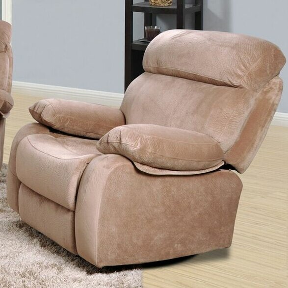 Percy Manual Recliner by Beverly Fine Furniture