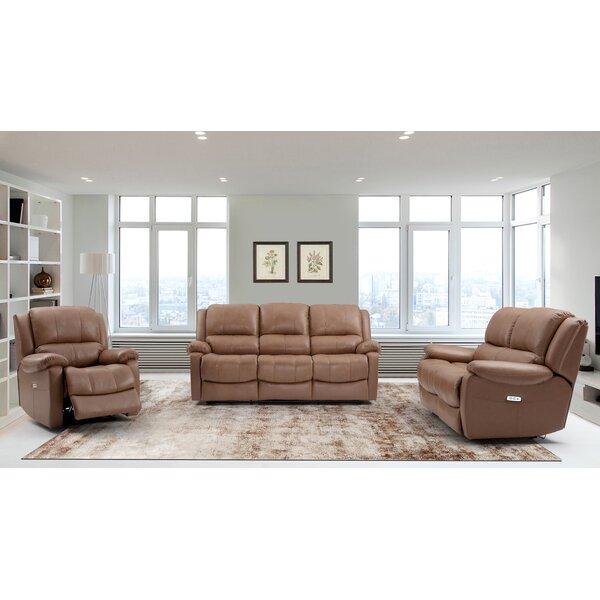 Mervin Reclining Configurable Living Room Set by Red Barrel Studio
