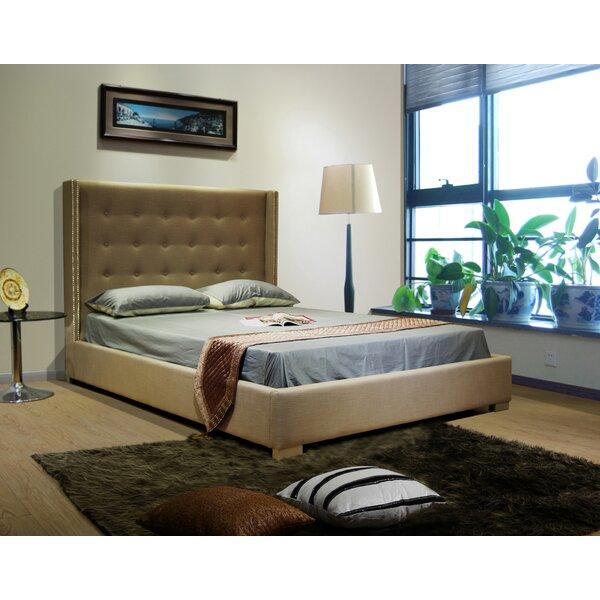 Ayotte Upholstered Platform Bed By Alcott Hill