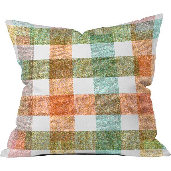 Zoe Wodarz Throw Pillow by Deny Designs