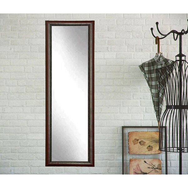 Current Trend Carved Wall Mirror by American Value