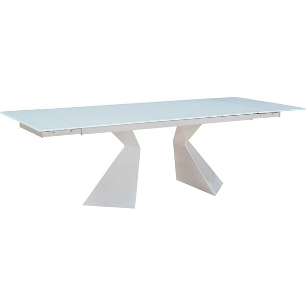 Potterville Extendable Dining Table by Orren Ellis Orren Ellis