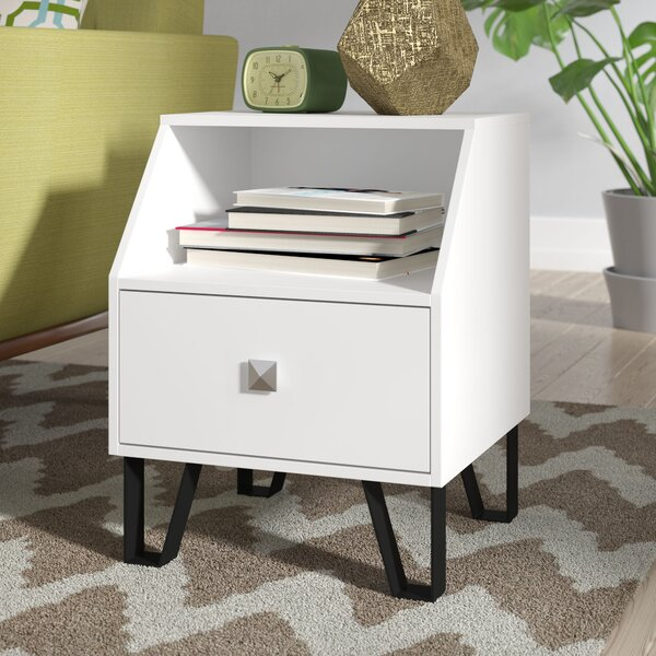 Merriwood End Table By Ivy Bronx