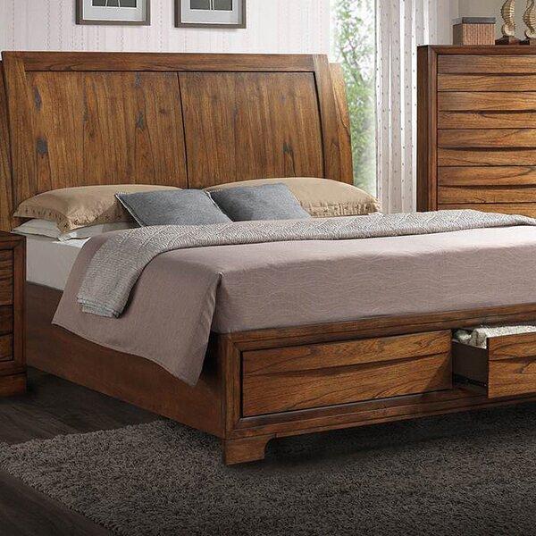 Cotswald King Storage Sleigh Bed by Loon Peak