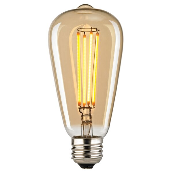 Filament 4 Wattage Medium LED Light Bulb by Elk Lighting