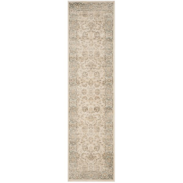 Vintage Ivory  Area Rug by Safavieh