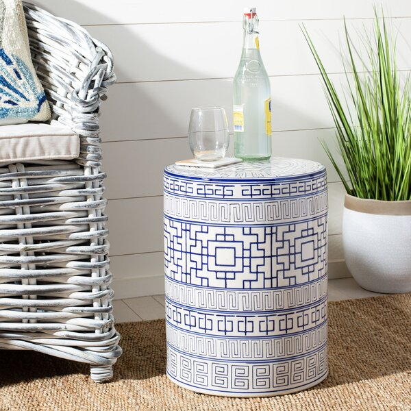 Sergent Garden Stool by Bungalow Rose
