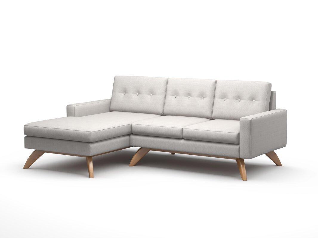 Wonderful Luna Sofa With Chaise