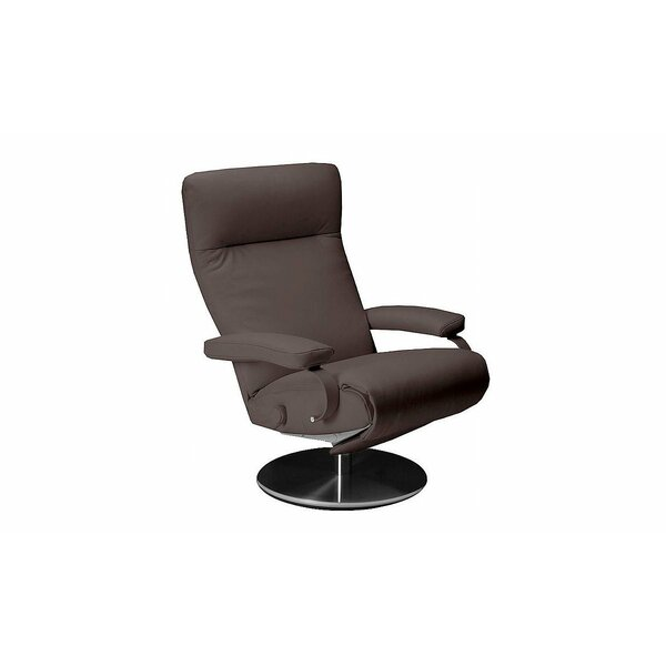 Sumi Manual Swivel Recliner by Lafer
