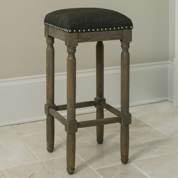 Winston 30 Bar Stool by The Bella Collection