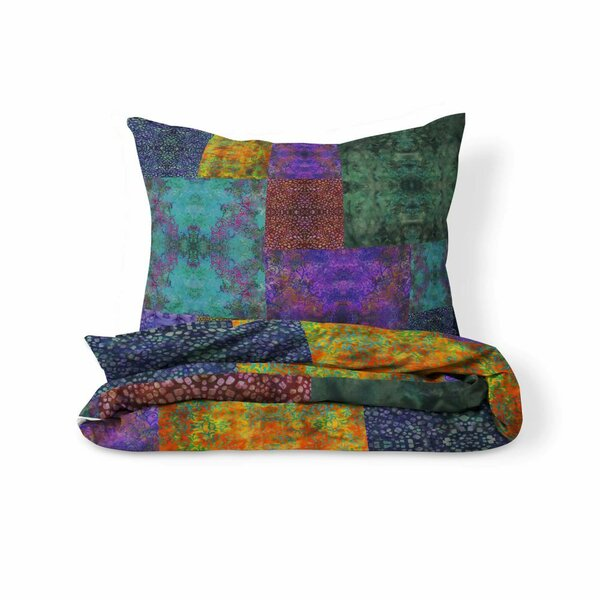 Desi Grunge Duvet Cover Set