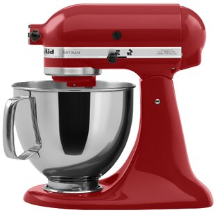 KitchenAid Artisan Series 10 Speed 5 Quart Tilt-Head Stand Mixer - KSM150