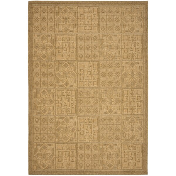 Short Gold Rug by Winston Porter