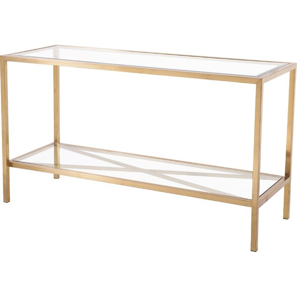 Blink Home Glass Console Tables