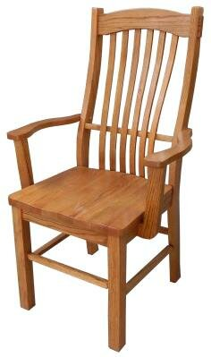 Solid Wood Dining Chair by Chelsea Home