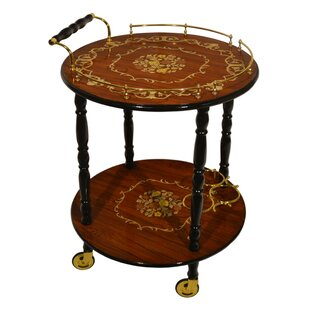 Round Bar Cart Today Only Sale