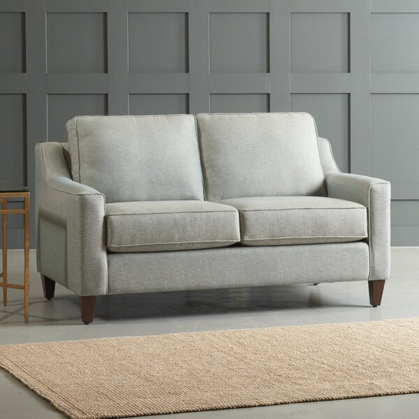 Jesper Loveseat by Wayfair Custom Upholstery™