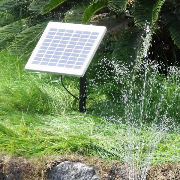 Kibler Solar Pump by Freeport Park