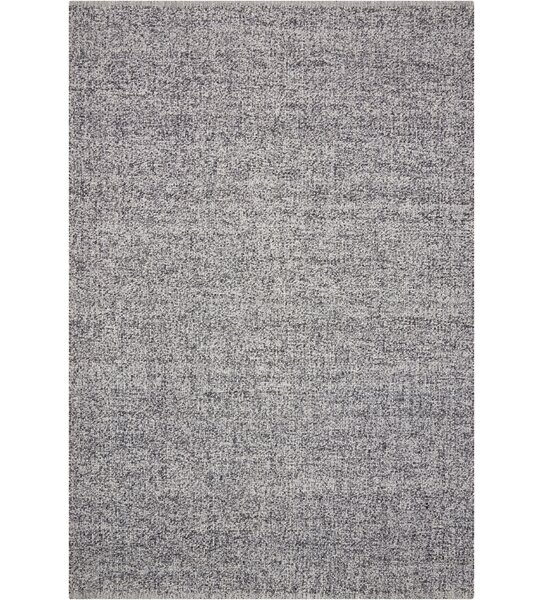 Tobiano Hand-Loomed Carbon Area Rug by Calvin Klein